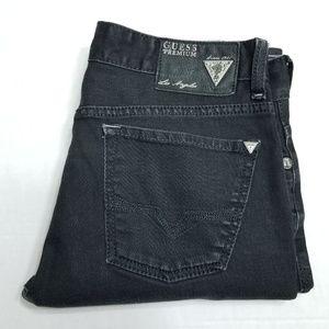 Guess Premium Black jeans - Lincoln Slim Fit